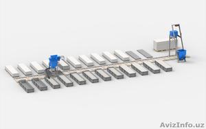 Оборудование для производства газобетона АСМ-20СС - Изображение #1, Объявление #1582507