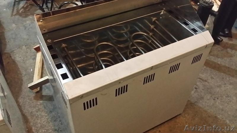 Электропечи для сауны 220 Вольт теперь доступны каждому Ургенч, Объявление #1416155